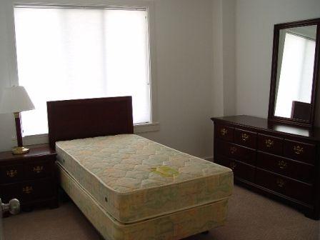 Family Housing Bedroom