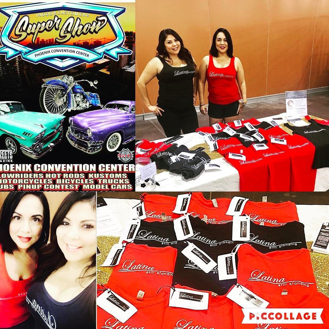 Come Down Latinas I Will Be At The Car Show Today At The Phx - Car show phoenix convention center