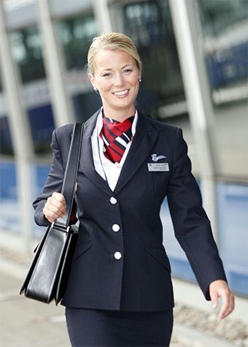 10 Gorgeous Cabin Crew Uniforms - When Beauty Is 40,000 Feet High - british airways flight attendant sample resume