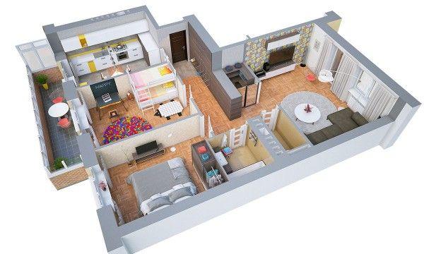 more bedroom home floor plans also interior design ideas rh pinterest