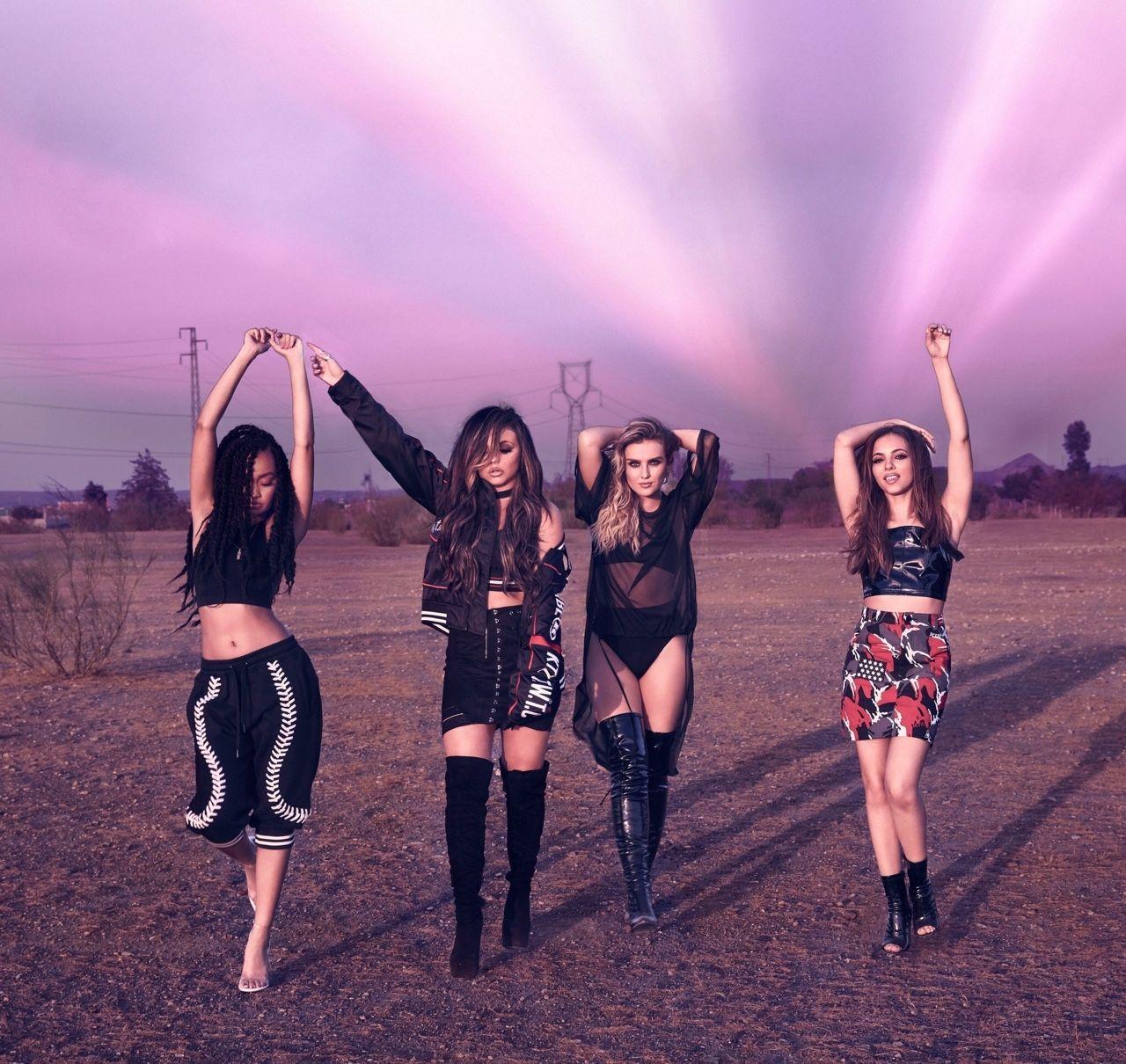 ¿Quiénes son las Little Mix?
