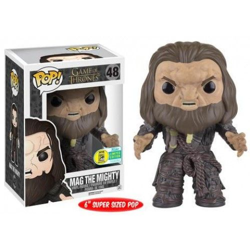 Funko Mag The Mighty Game Of Thrones Funko Pop