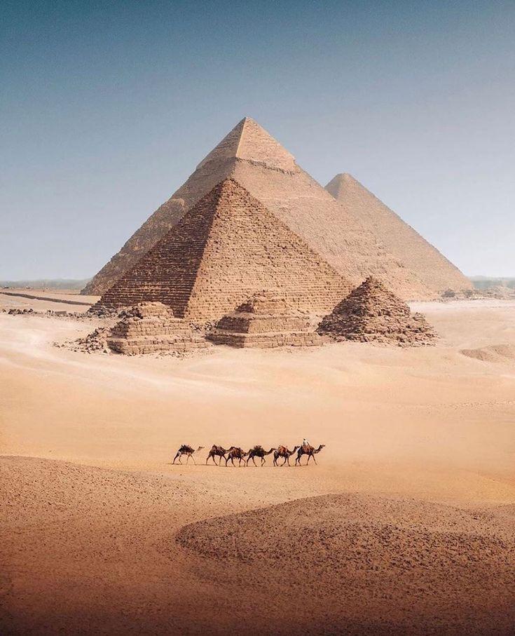 Egypt pyramids egypt pyramids _ ägyptische pyramiden
