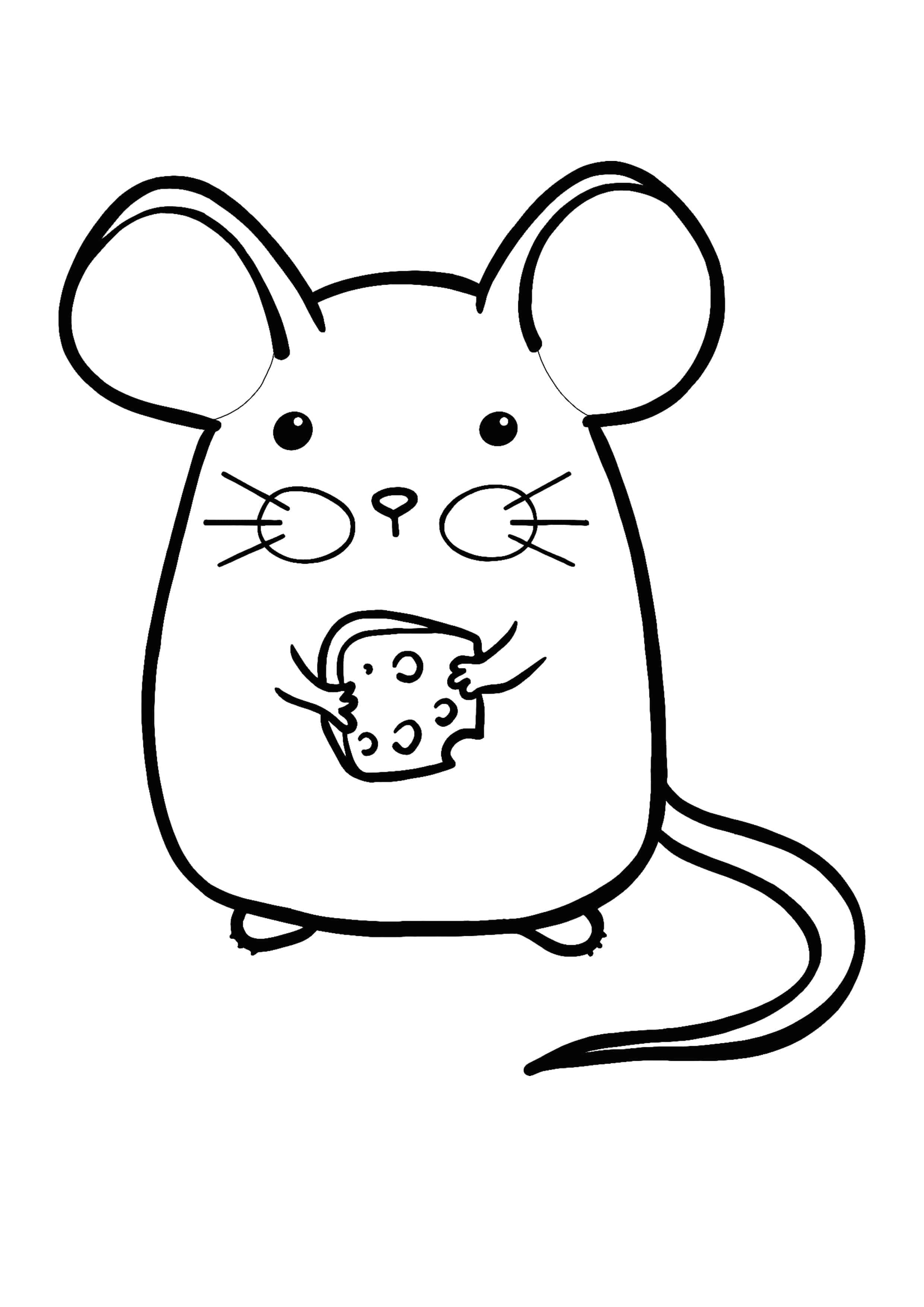 Kawaii Mouse Coloring Page Cat Coloring Page Manga Coloring Book Cute Coloring Pages