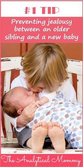 The BEST way to prevent jealousy between siblings when ...  Jealousy Between Siblings