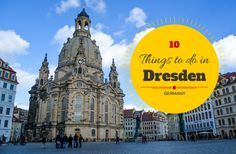 Things to do in Dresden, Germany