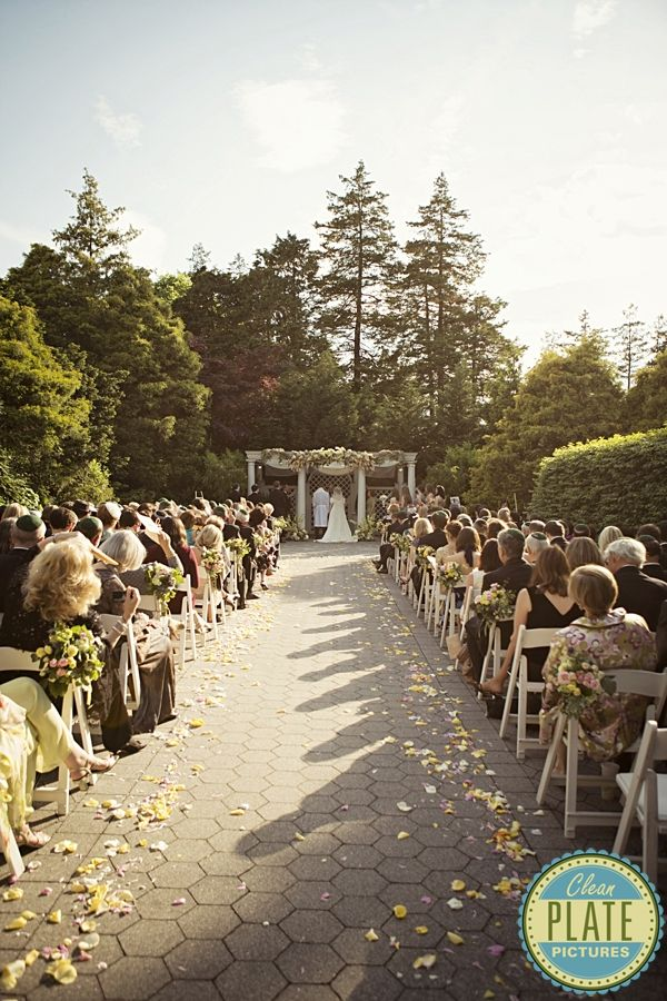 Exceptionnel New York Botanical Garden Wedding