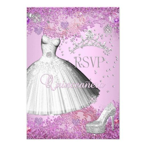 =>>Cheap          	RSVP Reply Quinceanera Pink Tiara Dress Shoe Personalized Invites           	RSVP Reply Quinceanera Pink Tiara Dress Shoe Personalized Invites Yes I can say you are on right site we just collected best shopping store that haveReview          	RSVP Reply Quinceanera Pink Tiar...Cleck Hot Deals >>> http://www.zazzle.com/rsvp_reply_quinceanera_pink_tiara_dress_shoe_invitation-161333122483887897?rf=238627982471231924&zbar=1&tc=terrest