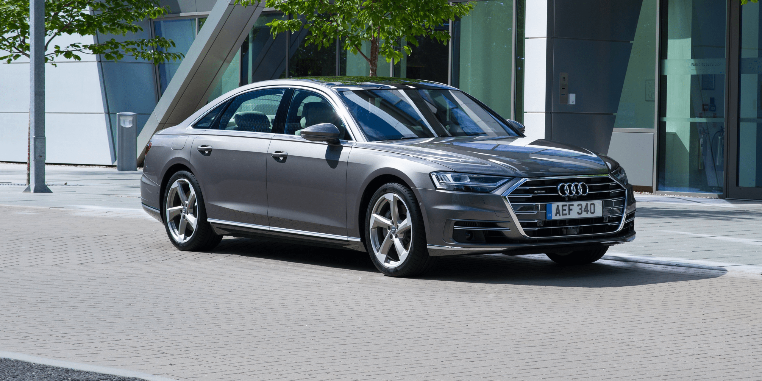2021 Audi A8 L In Usa New Review