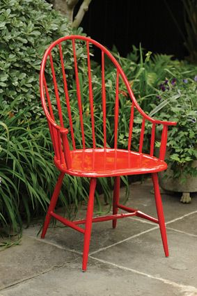 Aluminum Windsor Chairs For Outdoors Want And Yes