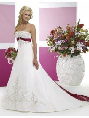 879401c5f8bf Abiti da sposa colorati
