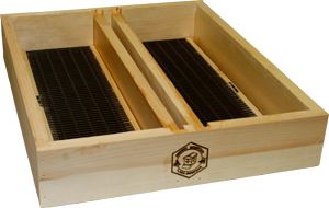 Made and shipped from USA! Beekeeping Winter Hive Feeder 8-frame