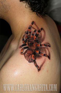 28.Black-Widow by carloxangarita, via Flickr