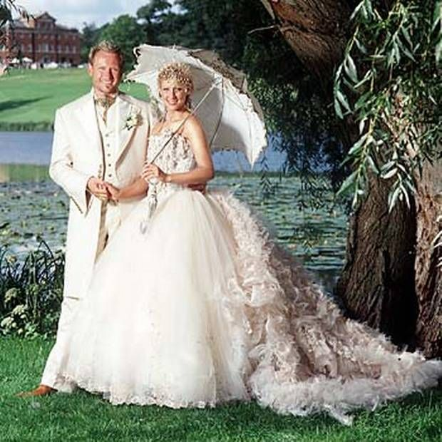 Former Steps Star Faye Tozer In 2002 She Married Her