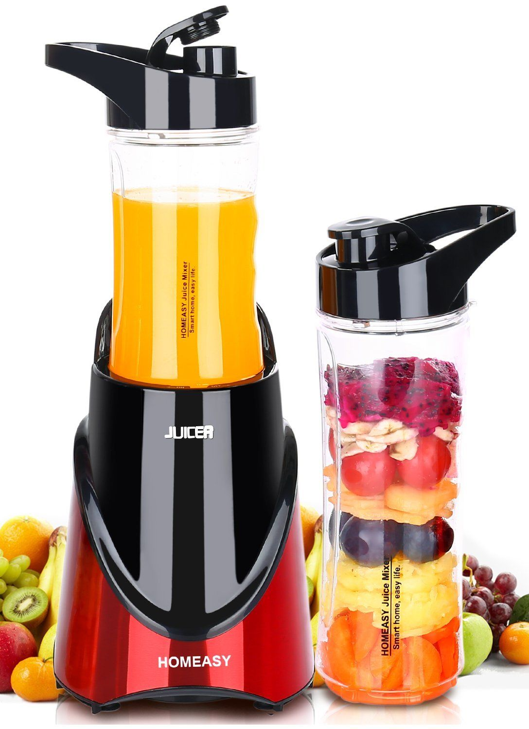 Top 10 Best Personal Blenders For Smoothies Fruit