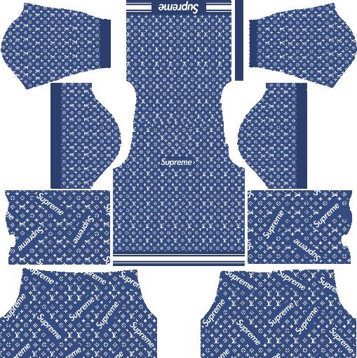 Nachos MX OFFICIAL DLS Custom Kits Bóng đá