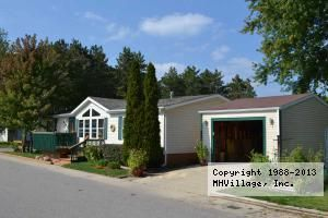 Bluffview Estates In North Freedom Wi Via Mhvillage Com Trailer Home Mobile Home Parks Manufactured Home