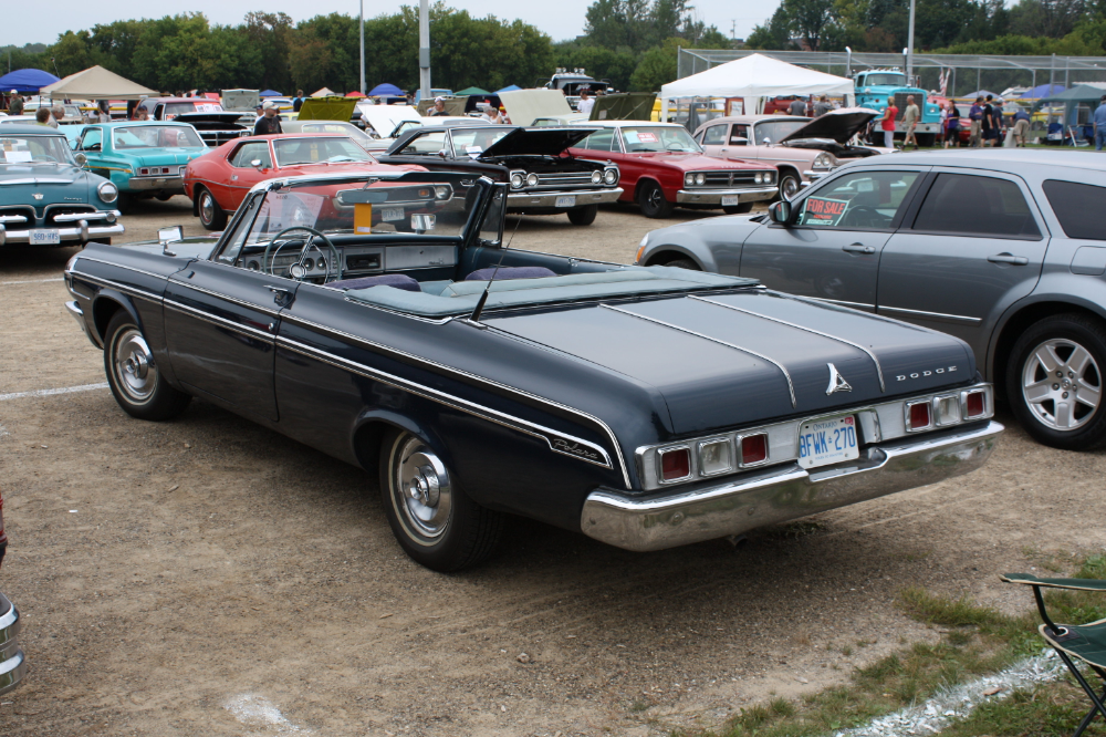 1964 Dodge Polara convertible in 2020 Convertible, Dodge