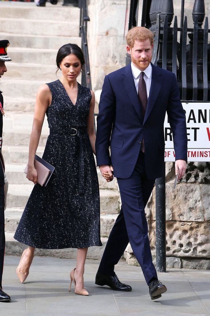 Meghan Markle May Have Revealed The Reason Why She Often Wears Darker Clothes