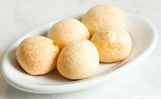 Receita de pão de queijo da Ana Maria Braga. *****