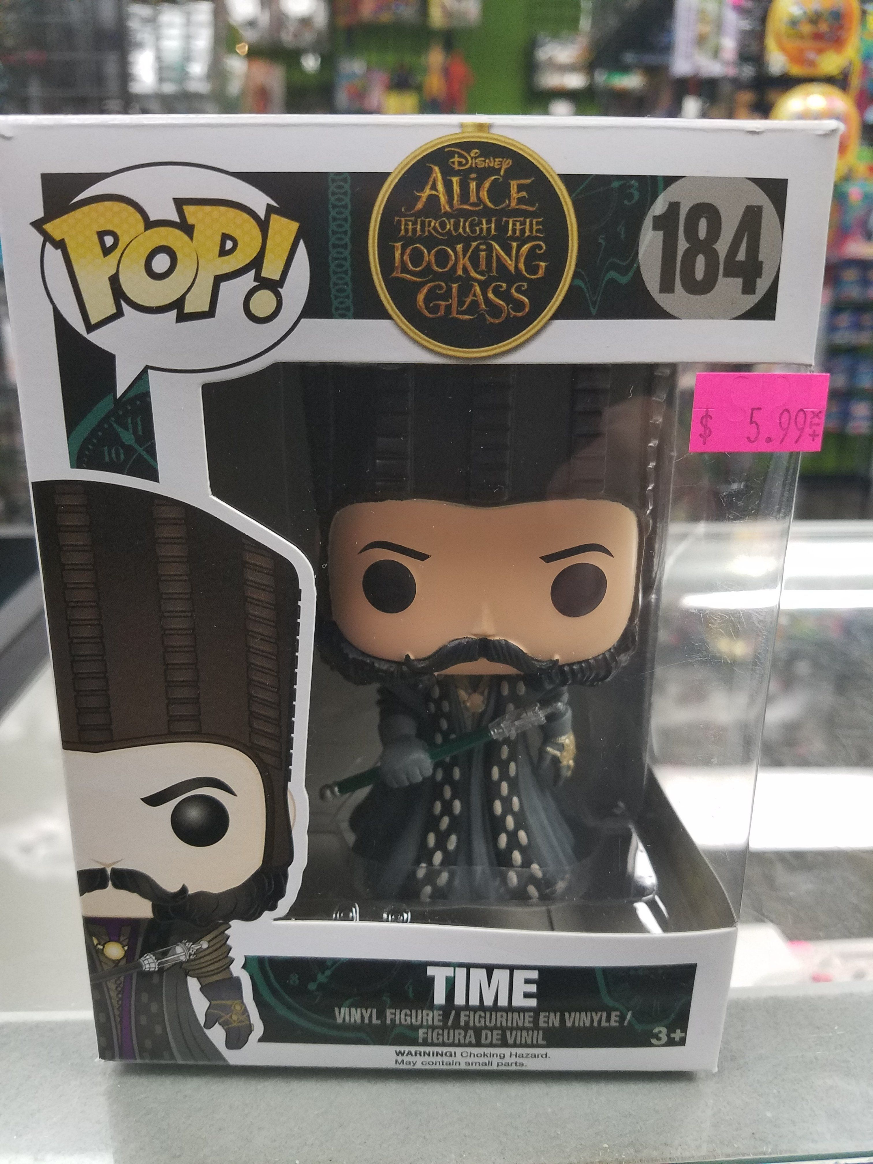 d0216a86f27 PoP! Disney Alice Through the Looking Glass Time 184
