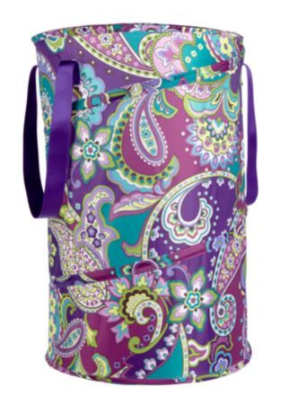 fdf48fe2ef Pop up Laundry bag in Heather