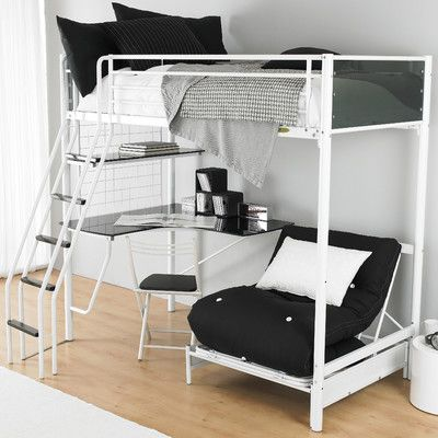 Peek Small Single L Shaped Bunk Bed Wayfair Uk Bedroom Bedroom