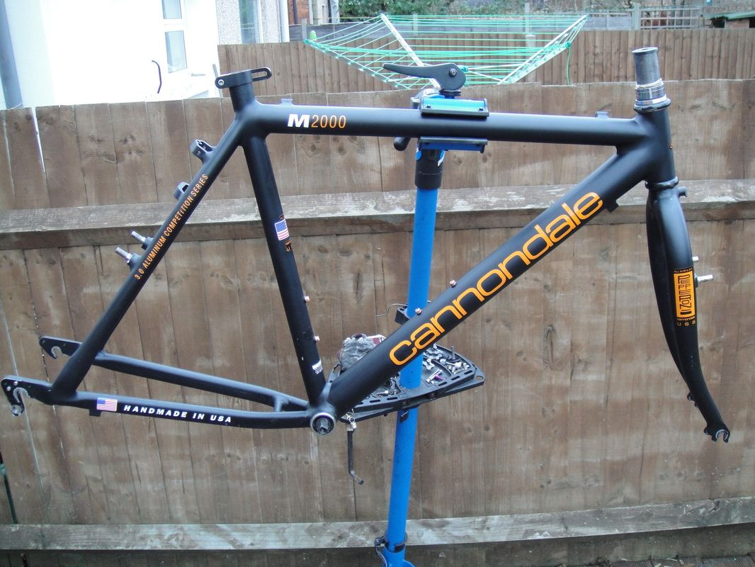 eccb5d46482 Cannondale M2000 | vintage mtb | Mountain bike frames, Bike frame, Bike