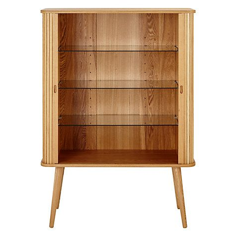 Great Buy John Lewis Grayson Tall Cabinet Online At Johnlewis.com
