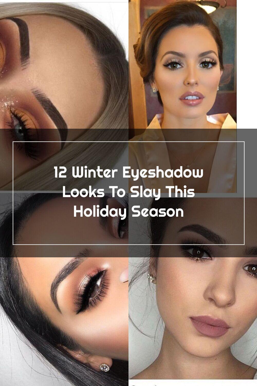 Eye Makeup: 8 Winter Eye Shadow Looks To Slay This Holiday Season