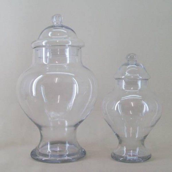 large decorative glass jars home store large glass sweet jar - Decorative Glass Jars