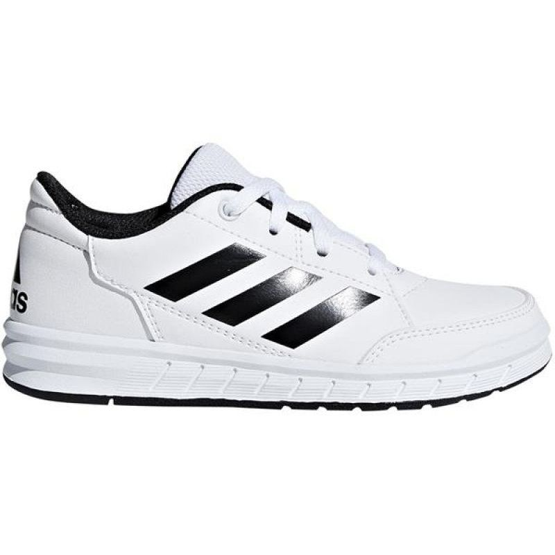 Buty Adidas Altasport K Jr D96872 Biale Sports Shoes Adidas Adidas Sports Footwear