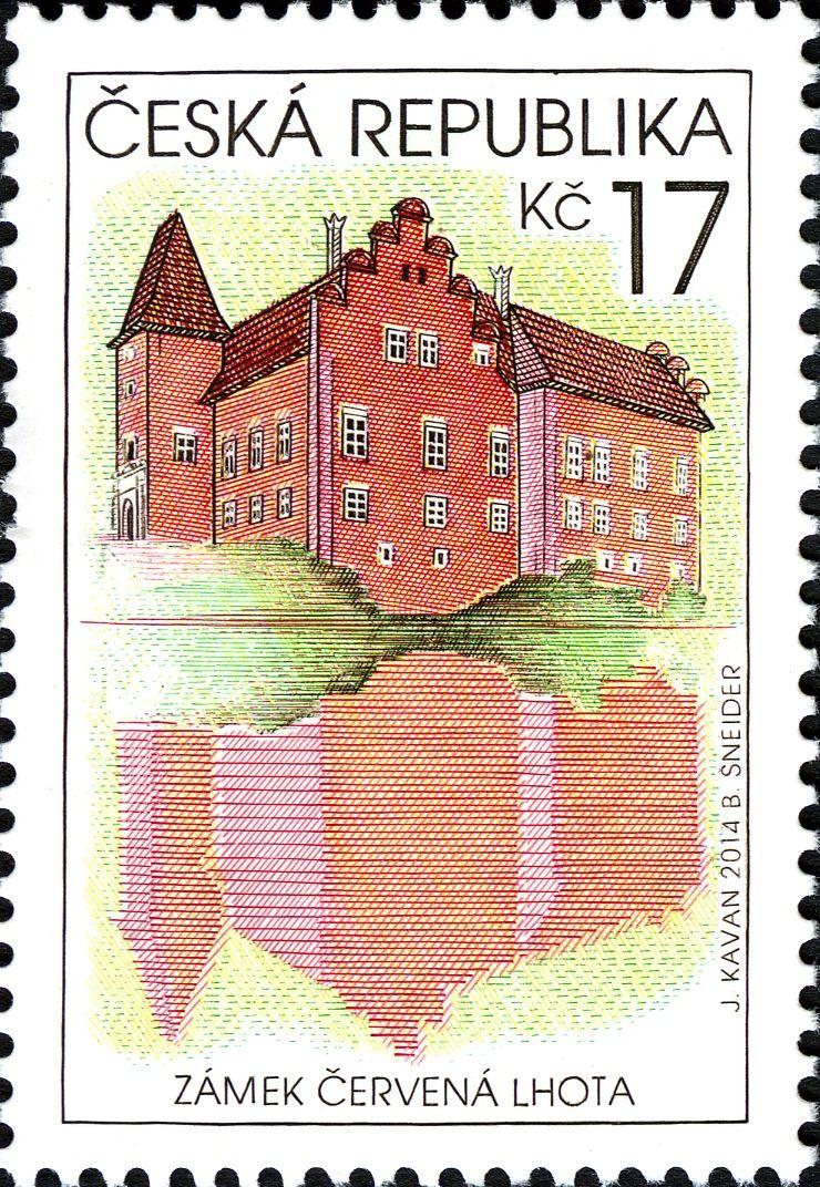 República Checa, Cervená Lhota,