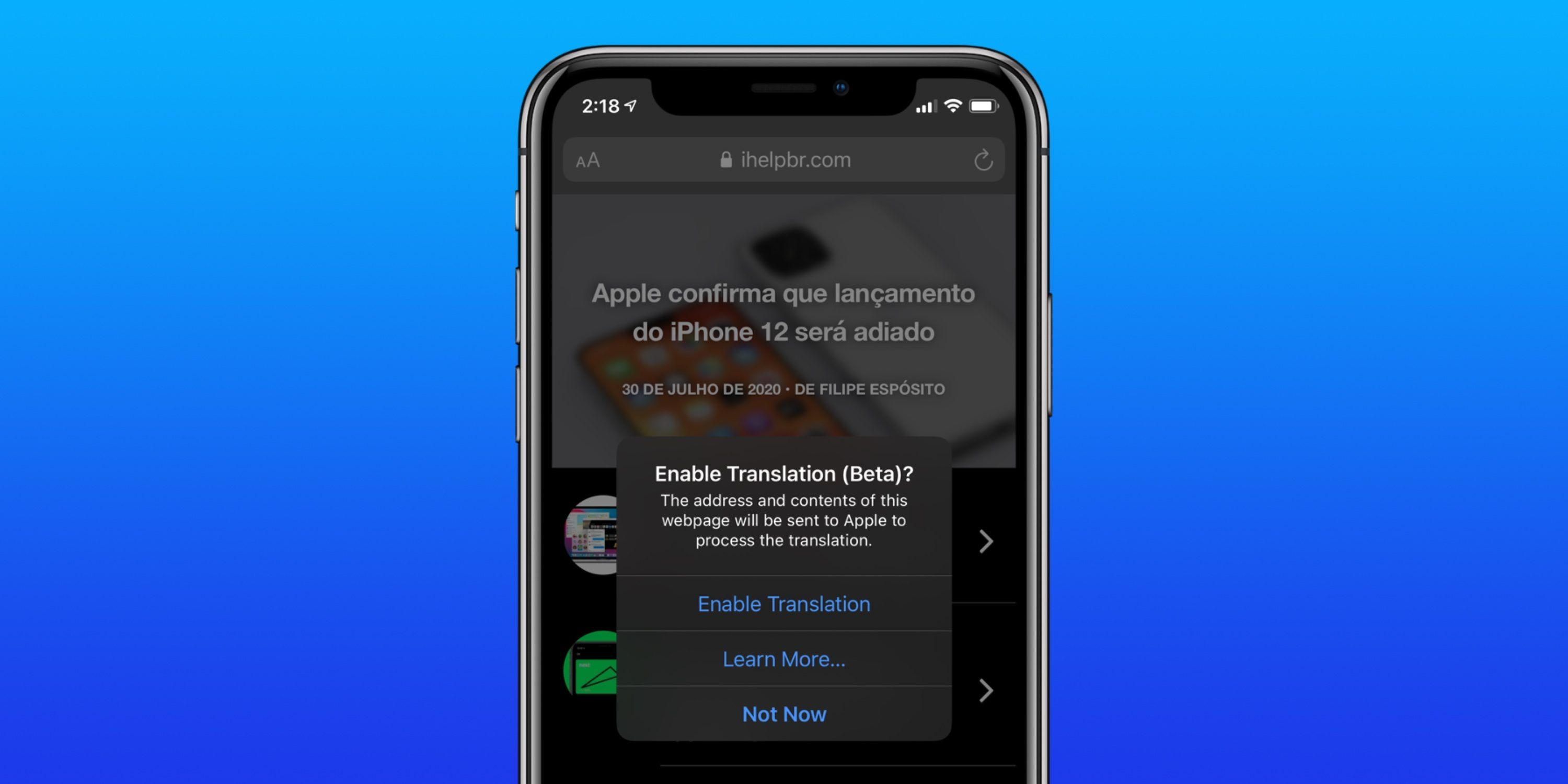 1b92a7d29aaf52be9dedf241e812aa07 - How Do I Get Safari To Translate A Page