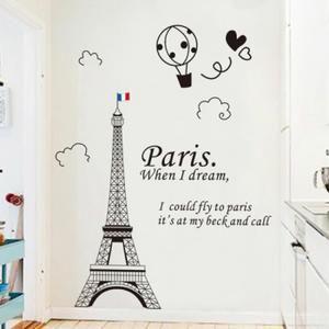 Décoration Chambre Theme Tour Eiffel Chambre Charlotte - Eiffel chambre de la tour des idees de decoration