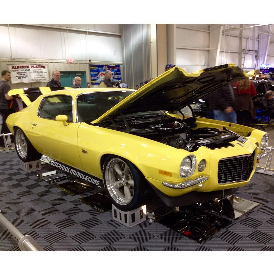 """Old School Muscle Cars on Instagram """"This Z28 TA Camaro"""