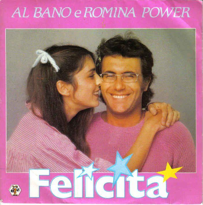 al bano romina power felicita скачать