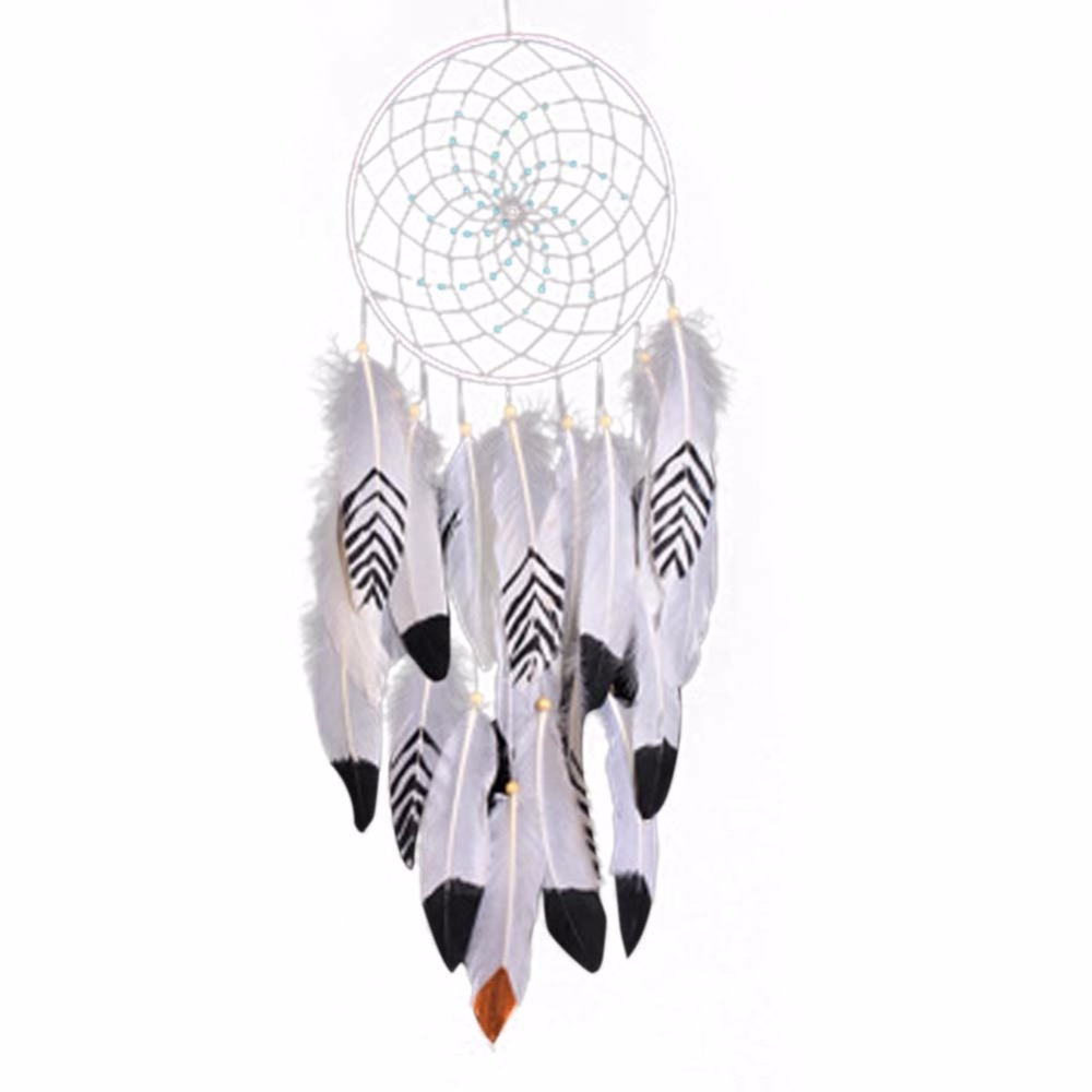 Cheap Dream Catchers 369$ Know More  Fashion Indiana Dream Catcher Net With Feather