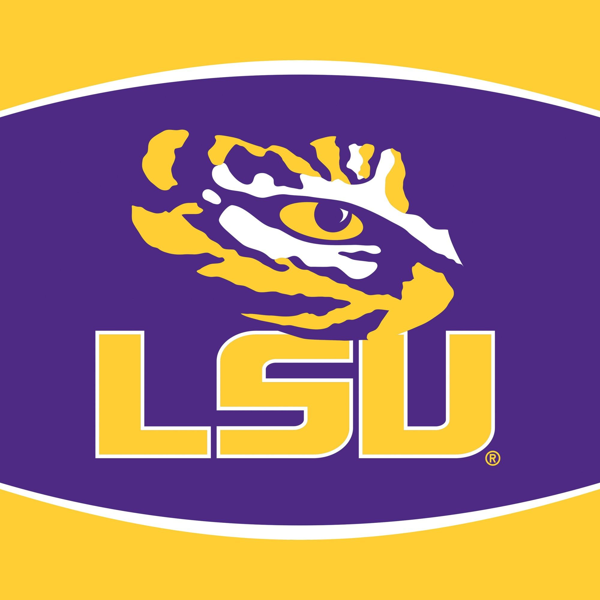 Pin By Xander Hargrove On Football In 2020 Vinyl Banners Lsu Lsu Tigers