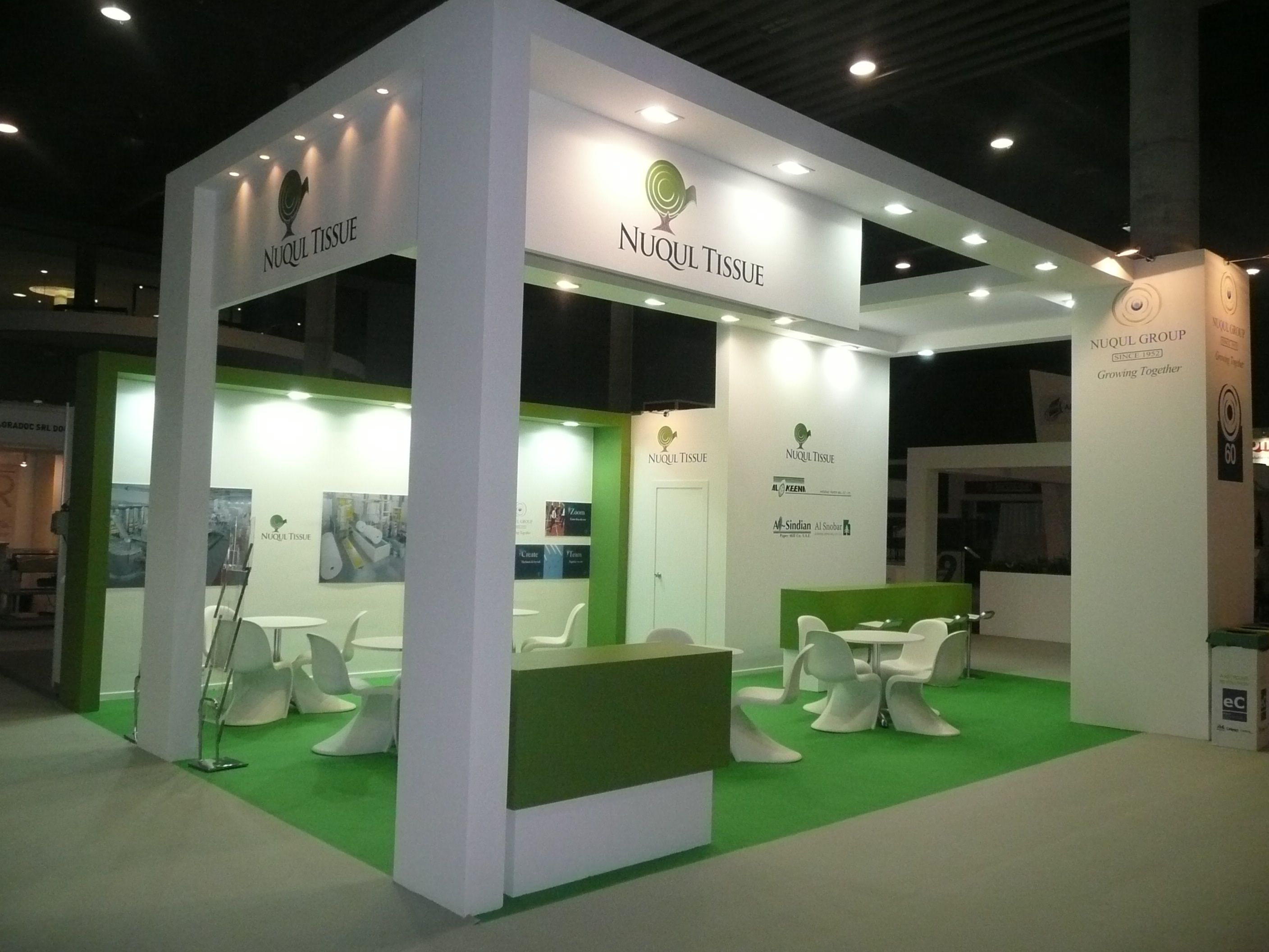Stands By Servis  Tissue World (Stand Builder Barcelona, Spain,