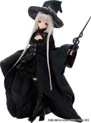 New EX Cute Witch Girl Mia Witch of the Note Azone International Japan  #ebay