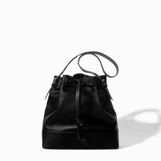 36dc824d73 Image 2 de SAC BOURSE FERMETURE FRONCÉE de Zara   PRODUCT lifestyle ...