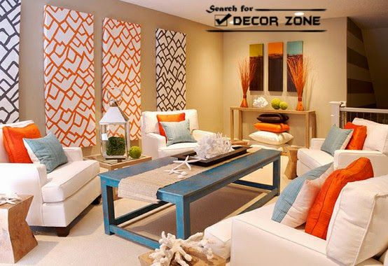 Nice Living Room Decorating Ideas Bright Colors Of Decoration Corail
