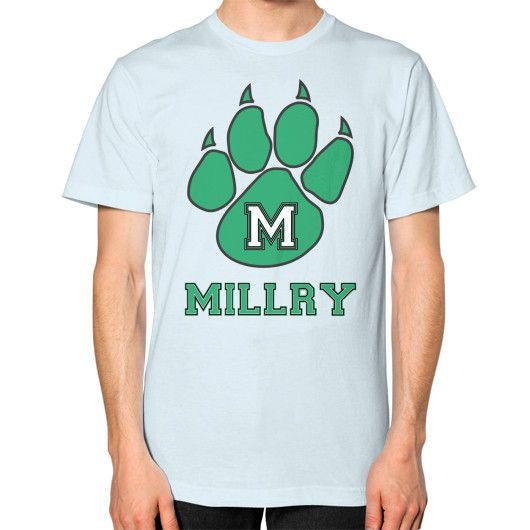T-Shirt (on man)