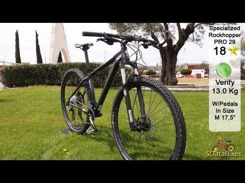 Specialized Rockhopper PRO 29 2013 - YouTube | MTB Bikes