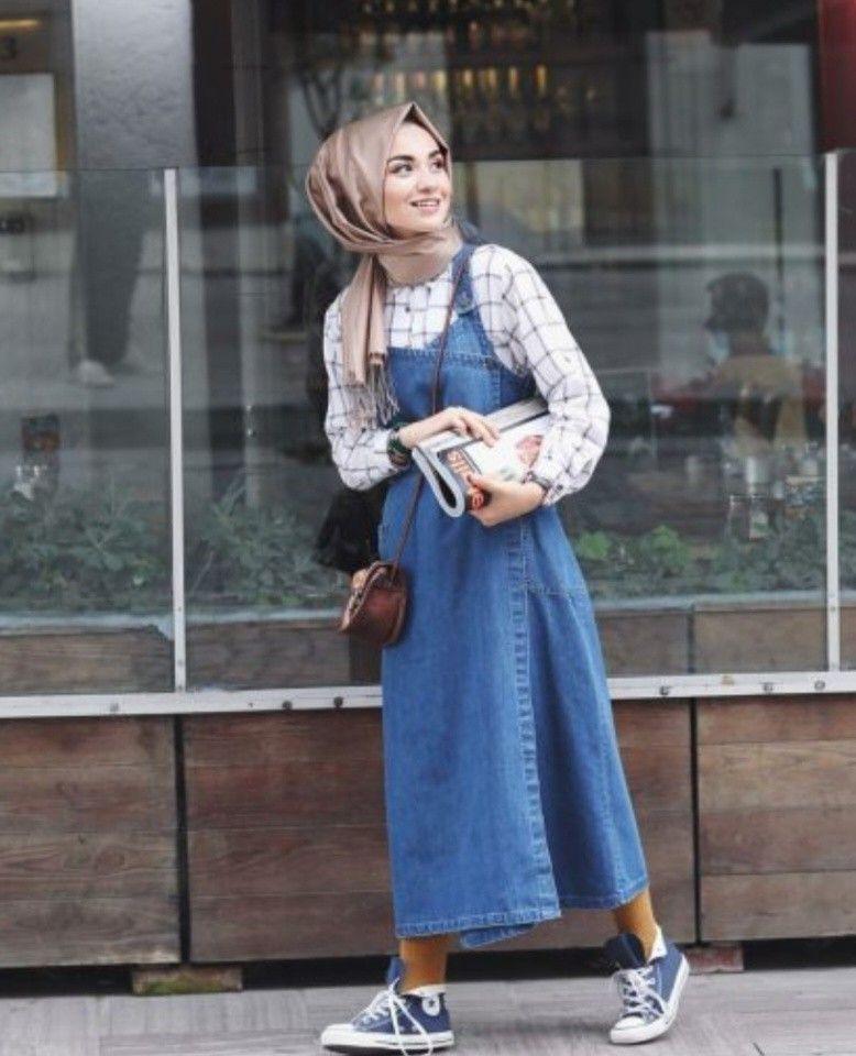 Baju Kodok Rok Hijab