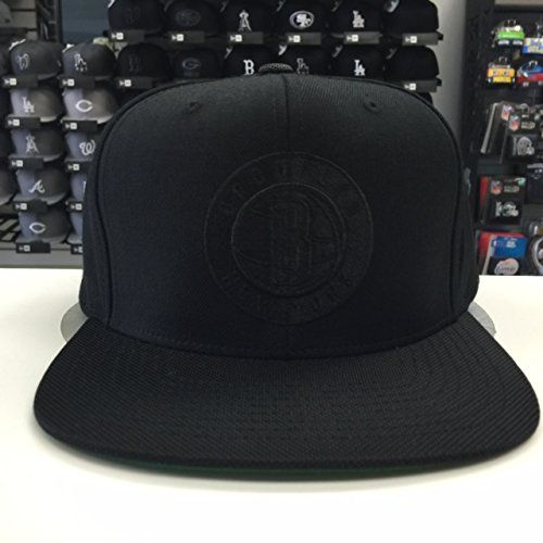 NBA Brooklyn Nets Tonal Ballistic Mitchell  Ness Snapback OSFA * You can get additional details at the image link.