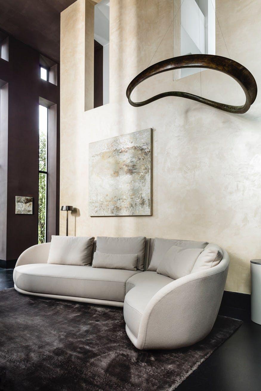 Heath Sofa By Linteloo Elegant Living Room Design Sofa Contemporary Furniture Design