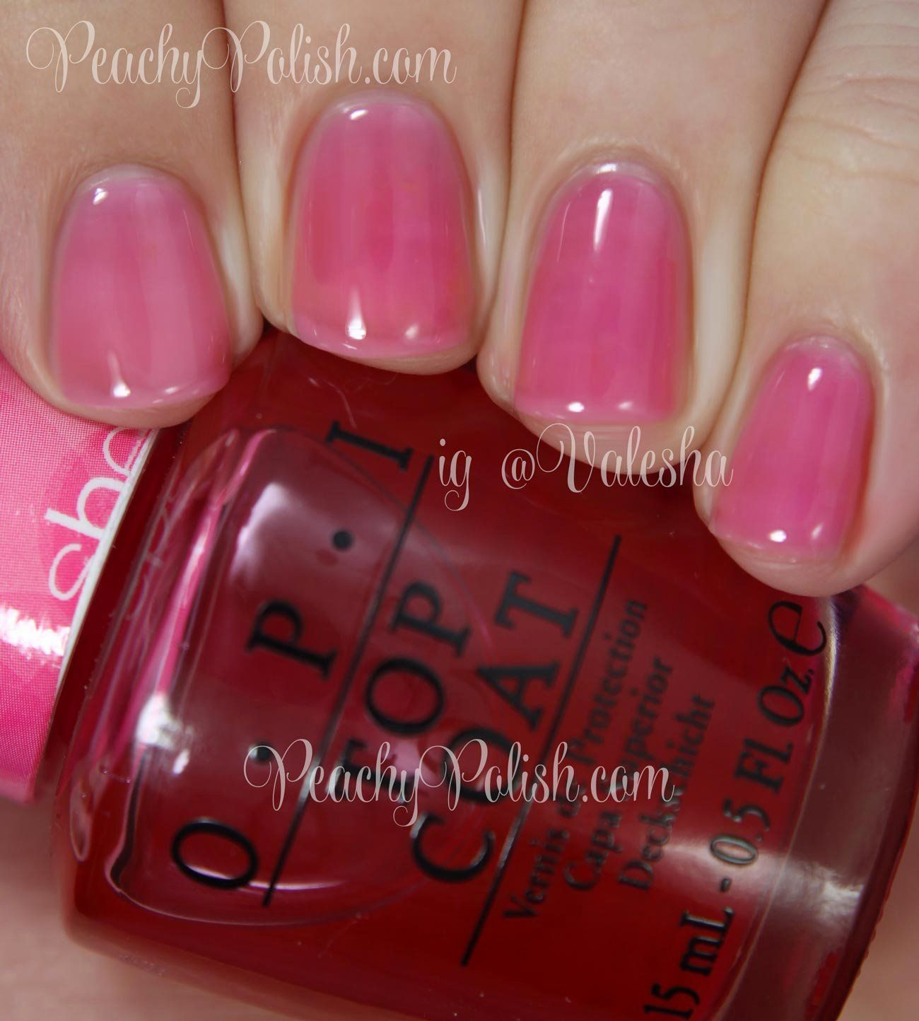 Pink Tint Nail Polish Lovely Opi Spring 2014 Sheer Tints Collection Swatches & R…