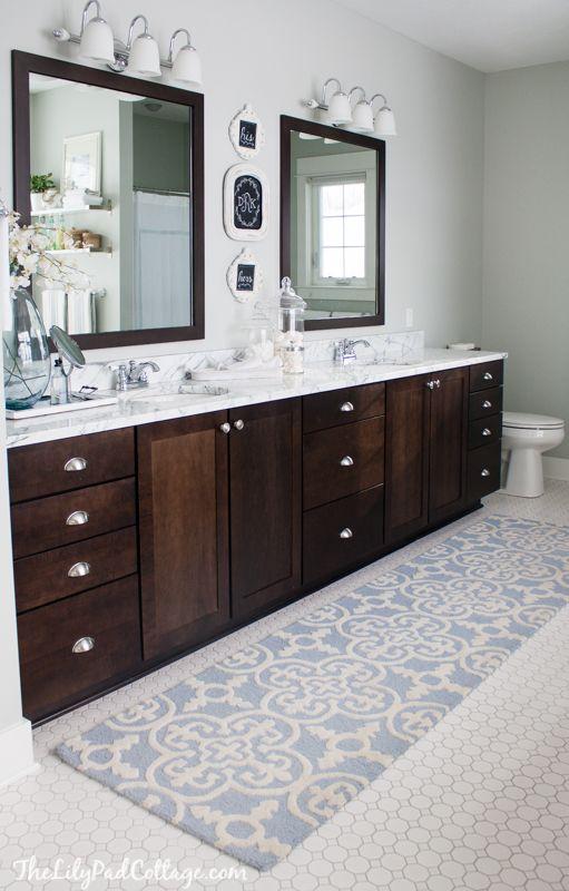 Lake House Master Bath Makeover | Master bathroom, Amazing ...
